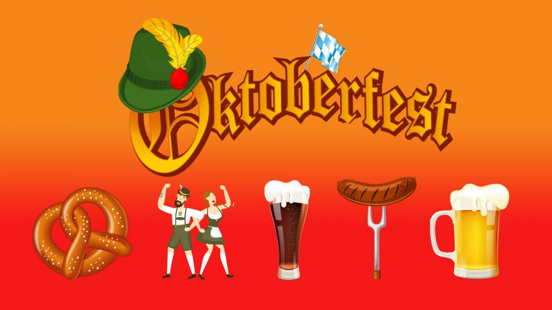 Orange Oktoberfest graphic